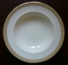 Royal Crown Derby Knightsbridge Rim Soup Deep Plate/Bowl NEW