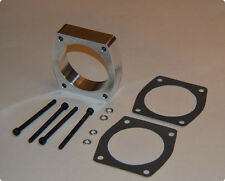 THROTTLE BODY SPACER for your 2009 to 2014 NISSAN MAXIMA 3.5L V6 (FITS NISSAN)