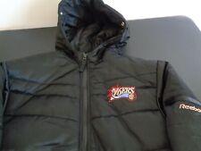 PHILADELPHIA 76ERS Basketball REEBOK Youth MEDIUM Puffer NBA Jacket FREE SHIP