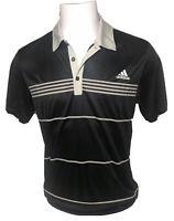 Adidas Men's Ultimate 365 3 Stripe Golf Polo Shirt Short Sleeve DZ1191 Small