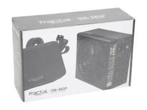 Fractal Design Ion+ 660P 80 PLUS Platinum Certified 660W Full Modular Compact AT
