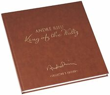 André Rieu : King of the Waltz - Collector's Edition (Book + 4 CD + 2 DVD)