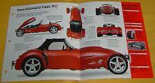 1996 1997 Panoz AIV Roadster V8 4.6 L 305 hp FI Info/Specs/photo 15x9