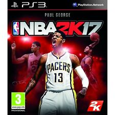 NBA 2K17 PS3 Game - Brand New!