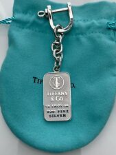 Key Ring Newly Refinished By T&Co Vintage Tiffany & Co. Shackle Sterling