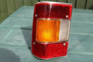 Ford Cortina Mk3 Estate Light Unit Rear Left New Genuine Ford Early Full Unit