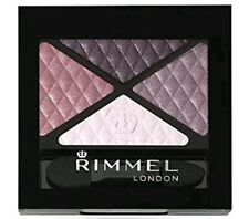 Rimmel Glam Eyes Quad Eyeshadow Smokey Purple New Sealed Free Shipping
