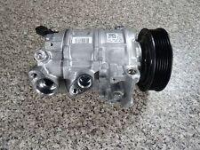 ORIGINALE Audi q5 FY 2,0l TDI clima clima COMPRESSORE COMPRESSORE 80a81680 come nuovo