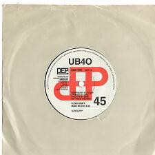 "UB40 - Please Don't Make me Cry 7"" Single 1983"