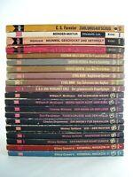 20x  Heyne Krimi - die Klassiker Sammlung Bücherpaket - Spillane Crime Classic