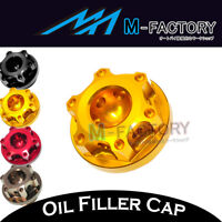 CNC Billet Rudder Oil Filler Cap Plug Fit Ducati 748 916 996 998 S R 95-03 96