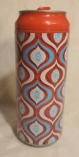 COOL GEAR Bright Spirits Glitter Double Wall Insulated Drink Can Twist-Off Lid
