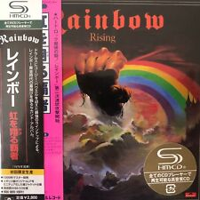 Rising by Rainbow (SHM-CD.jp. mini LP),2008, UICY-93619 Japan