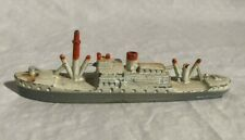 Tootsietoy Diecast Frigate Tanker Vintage US Navy Toy