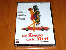 UN TIGRE EN LA RED / IL TIGRE - Dino Risi - Italiano / Español - Precintada