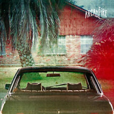 Arcade Fire : The Suburbs CD (2010)