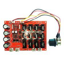 10-50V 60A DC Motor Speed Control PWM HHO RC Controller 12V 24V 48V 3000W H1S4