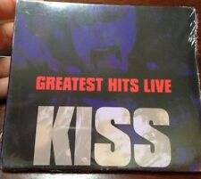 KISS GREATEST HITS LIVE CD Import  2016 LIMITED CRAZY NIGHTS Love Gun Last One!