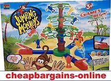 JUMPING MONKEYS GAME KIDS FLYING MONKEY TREE GAME SKILL TESTER EDUCATIONAL TOY