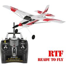 Volantex Mini Trainstar 400mm 6-Axis Gyro Stabil Remote Control Plane 761-1 RTF