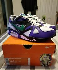"Nike Air Structure Triax 91-2008 Size 11.5 DS Lucky Green ""Beetlejuice"""