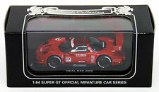 Kyosho Original K06681B Real NSX Super GT500 2008 No.17 1/64 scale