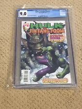 Hulk vs Fin Fang Foom 1 CGC 9.0 White Pages (Classic Hulk Cover!!)