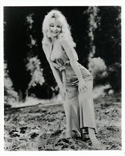 OFFICIAL WEBSITE Francine York (1938-2017) Sexy Glamour 8x10 UNSIGNED