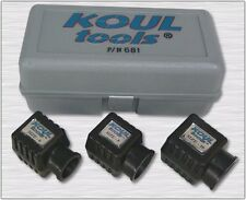 "Koul Tools 681 AN Hose End Assembly Tools 6AN/8AN/10AN - ""Hot Rod Kit"""