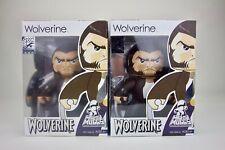 Mighty Muggs Wolverine Sdcc Exclusive Figure Comic Con - Hasbro