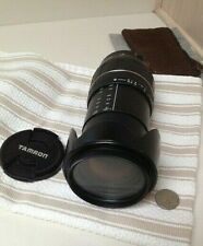 Tamron AF Aspherical LD 1850 28-300mm f3.5-6.3 Macro Lens with Hood Canon - NICE