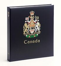 Stanley Gibbons Davo stamp album Canada volume I 1851-1969 hingeless new!