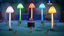 Mush Lamp DIY Recipe + Skinny Mushrooms! Flower Crossing Animal