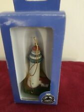 Lighthouse Ornament- New Presque- Historic American Lighthouse Collection