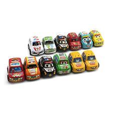 1*Set Kinder Baby Spielzeug Kfz Autos Wagen Rennrad Rücken Trägheits Auto 12*STK