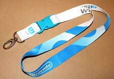Nintendo Wii U promo lanyard very Rare