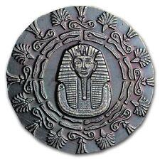 1/4 oz Egyptian King Tut Silver Round