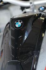 Paraserbatoio Resin 3d adesivo universale resinato per moto BMW R 1200 GS - Nero
