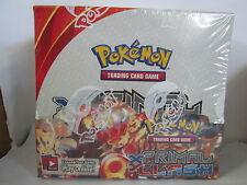 Pokemon XY5 PRIMAL CLASH Lacrada Caixa Booster