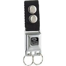 Key Chain Seat Belt Buckle Ford Trucks FT
