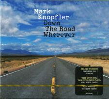 2CD Mark Knopfler - Down The Road Wherever + Bonus LIve CD