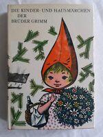 Die Kinder- und Hausmärchen der Brüder Grimm, Kinderbuchverlag DDR 1974