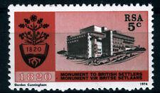 Südafrika 445 **, Denkmal Britischer Einwanderer