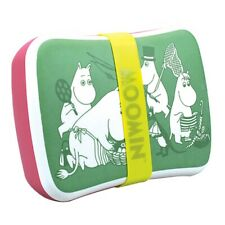 Genuine Moomin Picnic Lunch Box Eco Storage Food Container Tove Jansson Moomins