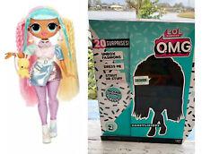 LOL Surprise CANDYLICIOUS OMG Fashion Doll NEW Series 2 Toy Set BON BON Bonbon