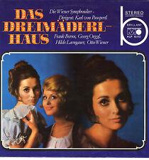 LP Das Dreimädel-Haus - Wiener Symphoniker, Karl von Pauspertl