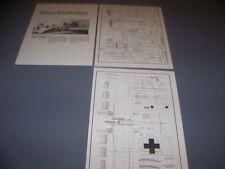 VINTAGE..HANSA-BRANDENBURG C.I & W.29...3-VIEWS/DETAILS/STRUCTURE...RARE! (797E)