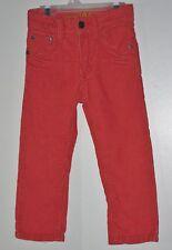 babyGAP Girls Size 2 Years Orange Corduroy Straight Jeans