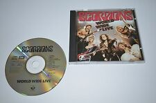 Scorpions - World Wide Live / Harvest 1985 / West Germany / 1st. Press / TOP
