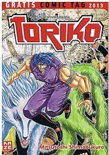 Toriko / Spezial zum Gratis Comic Tag 2013